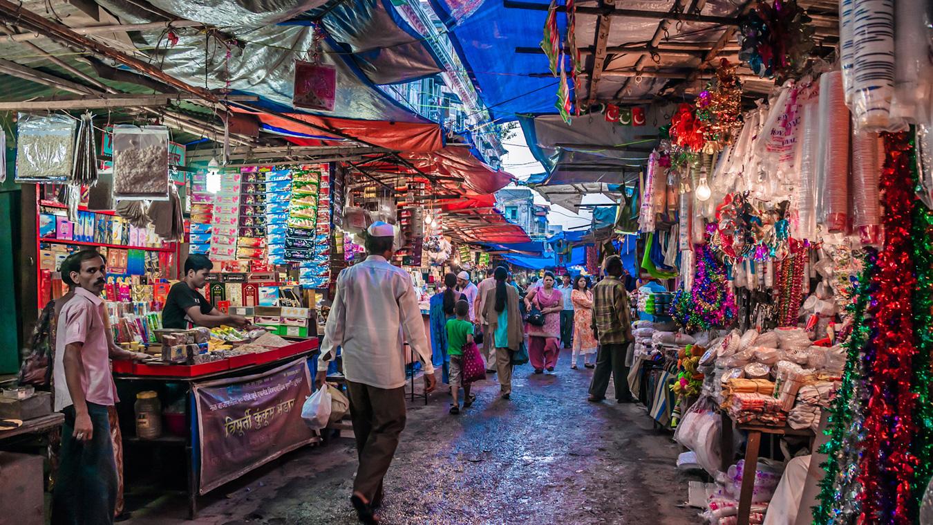 Mumbai Market Tour Mumbai Market Tour Guide